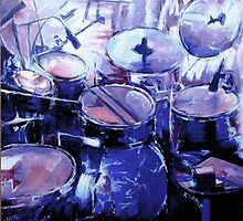 Sven's Drum-Set 2 by Franko Camue