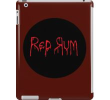 RED RUM iPad Case/Skin