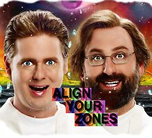 Tim And Eric- Zone Theory by RedJustice