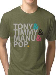 Spurs  Tri-blend T-Shirt