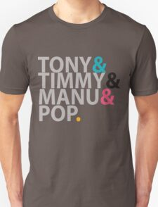 Spurs  Unisex T-Shirt