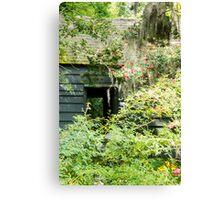 Plantation Outbuilding Canvas Print