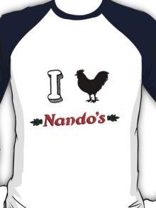 I love nandos  T-Shirt