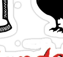 I love nandos  Sticker