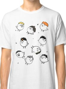 Karasuno crows Classic T-Shirt