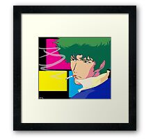 Spike Pop Framed Print