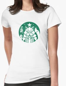 McCloud Coffee Womens Fitted T-Shirt