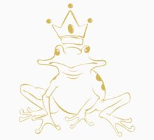 Frog King Kids Clothes