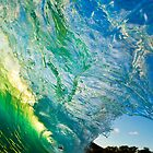 Amazing Wave Splash at Makena by printscapes