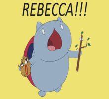 REBECCA!!! by mclovinton