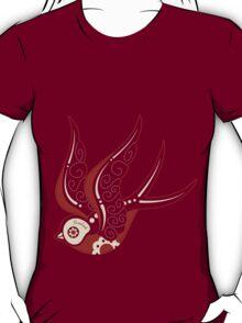 Bone Kandi Swallow T-Shirt