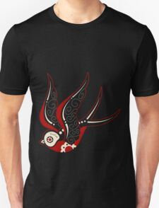 Bone Kandi Swallow Unisex T-Shirt