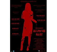 American Mary Poster Photographic Print
