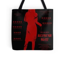 American Mary Poster Tote Bag
