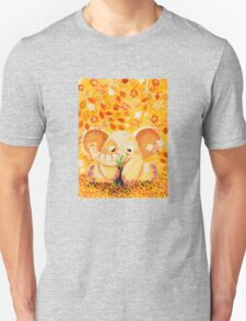 Gardening - Rondy the Elephant growing a plant Unisex T-Shirt