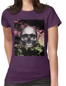 Clairvoyant Womens Fitted T-Shirt