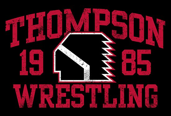 Thompson Wrestling by popnerd