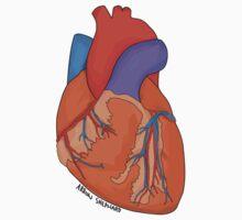 Heart by AckbarSandwich