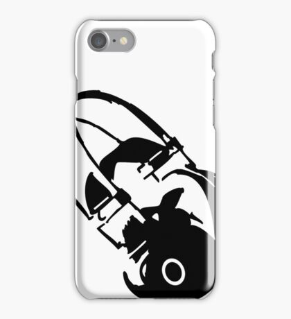 Headphones VRS2 iPhone Case/Skin