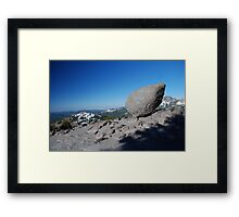 Lassen Volcanic National Park Framed Print