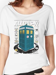 Time Traveling Lessons Women's Relaxed Fit T-Shirt
