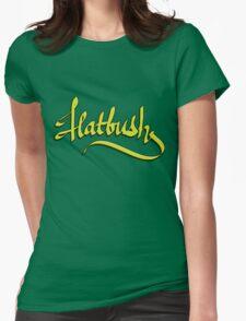 Flatbush  Womens Fitted T-Shirt