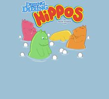 Dieting Dieting Hippos Unisex T-Shirt
