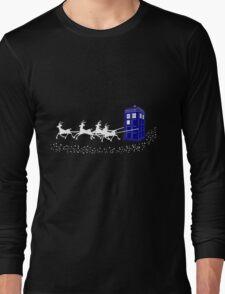The Doctor's Christmas Long Sleeve T-Shirt
