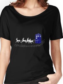 The Doctor's Christmas Women's Relaxed Fit T-Shirt
