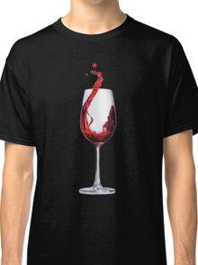 A good glass of wine Classic T-Shirt