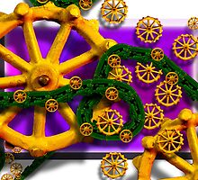 Sprockets and Cogs by GolemAura
