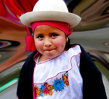 Cuenca Kids 307 by Al Bourassa