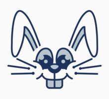 Funny Bunny Face by Style-O-Mat