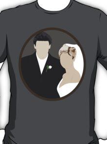 Buffy + Angel = Bangel T-Shirt