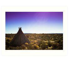 Grand Canyon Territory Art Print