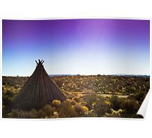 Grand Canyon Territory Poster