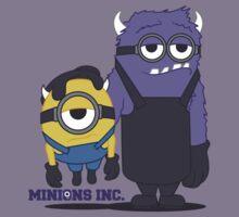 Minions Inc. by Dann Matthews