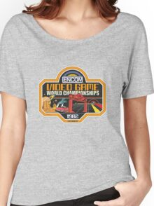 ENCOM Video Game Championships Women's Relaxed Fit T-Shirt