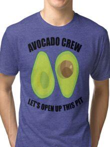 Avocado Crew Tri-blend T-Shirt