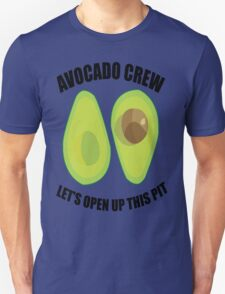 Avocado Crew Unisex T-Shirt