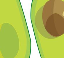 Avocado Crew Sticker