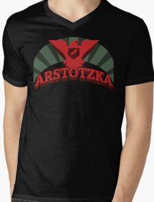Arstotzka Mens V-Neck T-Shirt