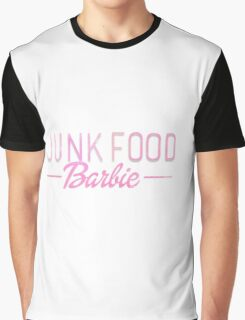 Junk Food Barbie Graphic T-Shirt