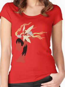 Mega 257 Women's Fitted Scoop T-Shirt