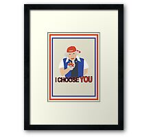 Uncle Ketchum Framed Print