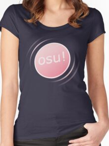 Osu! Women's Fitted Scoop T-Shirt