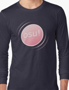 Osu! Long Sleeve T-Shirt