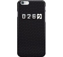 Almost There [blk] iPhone Case/Skin