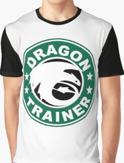 Dragon trainer Graphic T-Shirt