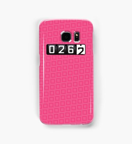 Almost There [pnk] Samsung Galaxy Case/Skin